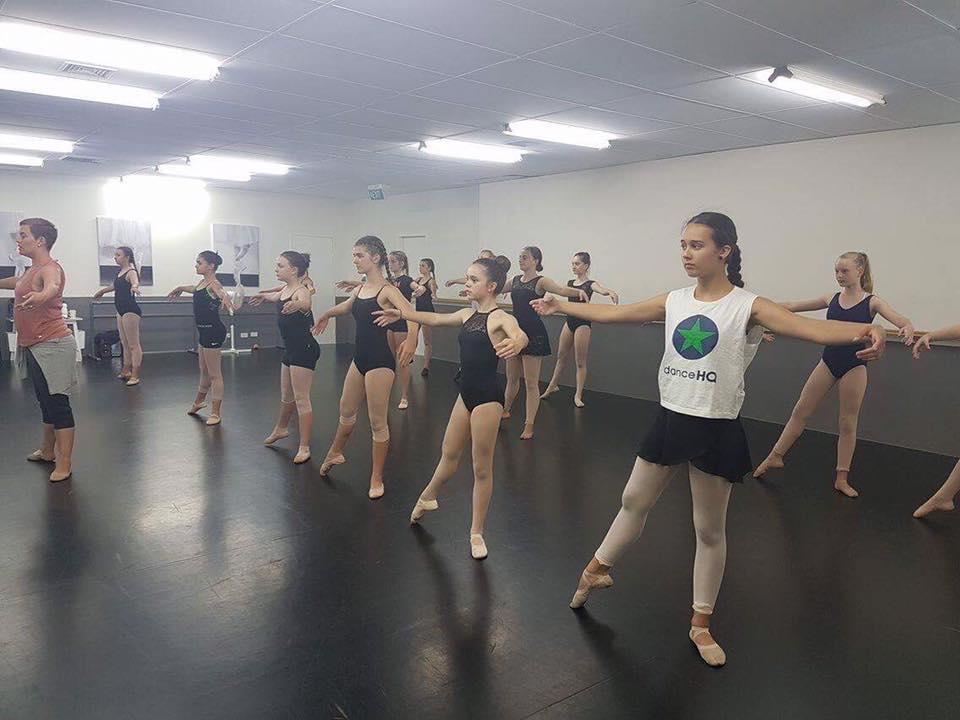 14 years + Open Ballet