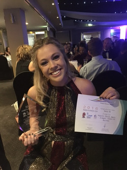 Miss Emily & People's Choice Award