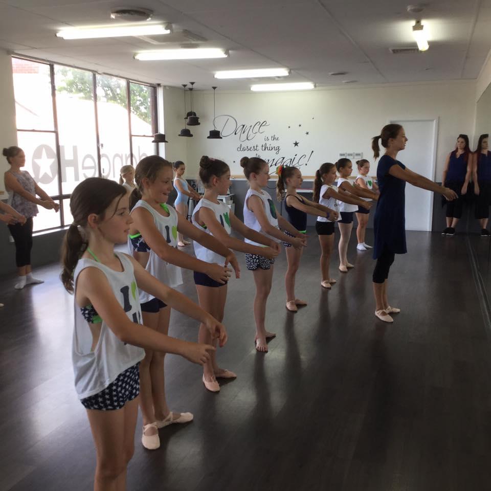 Under 10s Ballet