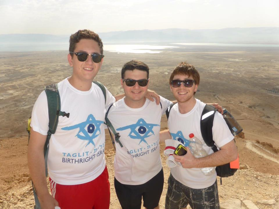 Brothers on Birthright