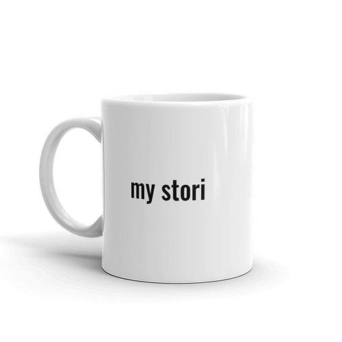 """my stori"" Storibord Coffee Diner Mug"