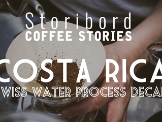 Storibord Coffee Stories: Costa Rica SWP Decaf