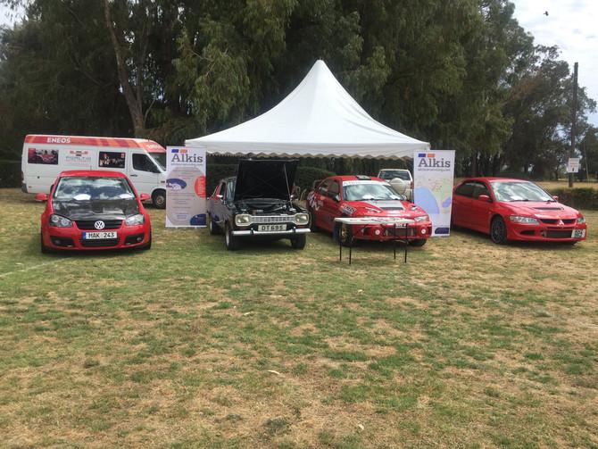 Car Control Skills,Alkis Car Servicing with BFBS Cyprus