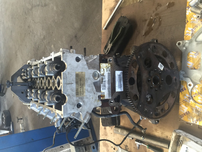 Another Engine rebuild from Alkis Garage