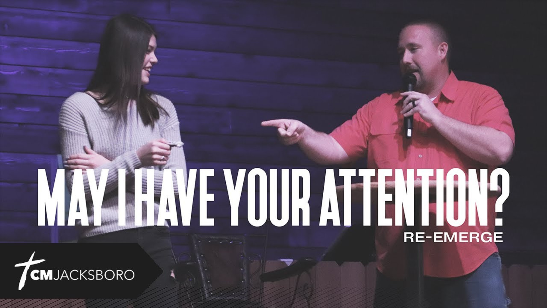 May I Have Your Attention? | Re-Emerge