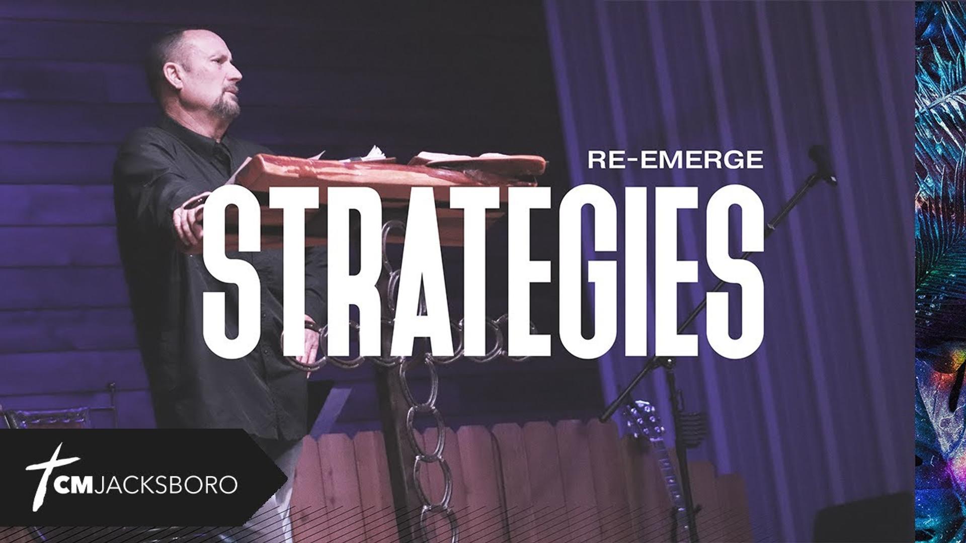 Strategies | Re-Emerge