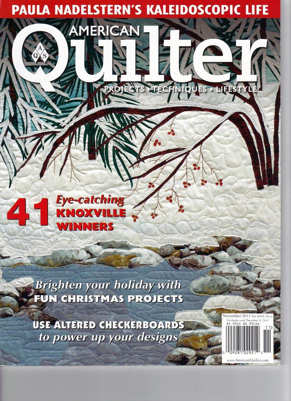 American Quilters  Nov11 cover.jpg