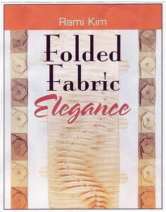 Folded Fabric Elegance (autographed)