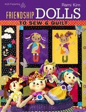 Friendship Quilt & Dolls Book (autographed)