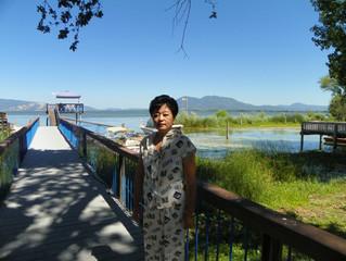 My weekend in Lakeport, CA