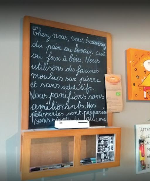 A bon vî Pan - Boulangerie équipée d'un Moulin à meules Astréïa