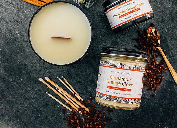 Cinnamon Orange Clove