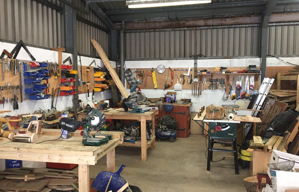 workshop facilities
