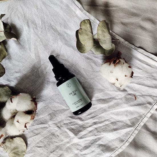 Detox Oil - reinigendes Gesichtsöl mit Teebaum