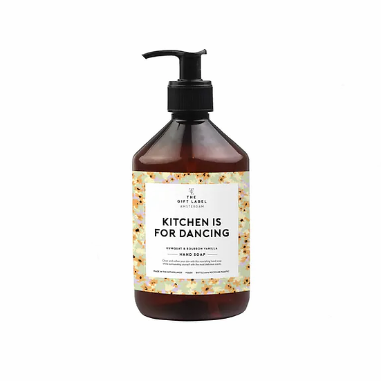 Hand Soap 500ml-Kitchen is for dancing