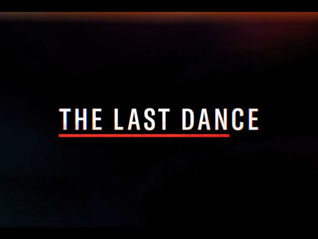 "I loved ""The Last Dance"" and I'm not into sports"