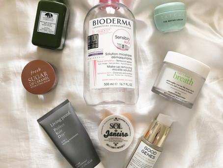 Summer Beauty Empties - Part 1 - Tatcha, Fresh, Origins and more!