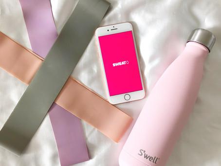 BBG, PWR, Kayla Itsines SWEAT app Review!