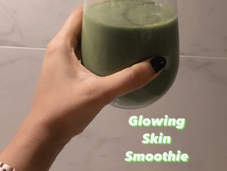 Glowing Skin Smoothie!