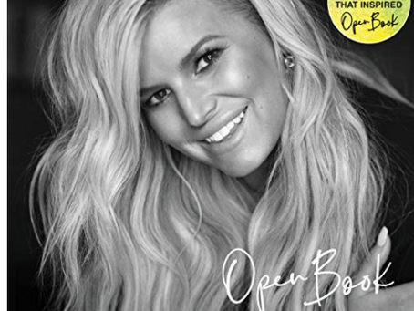 """Jessica Simpson's """"Open Book"""" is as Open as it gets!"""