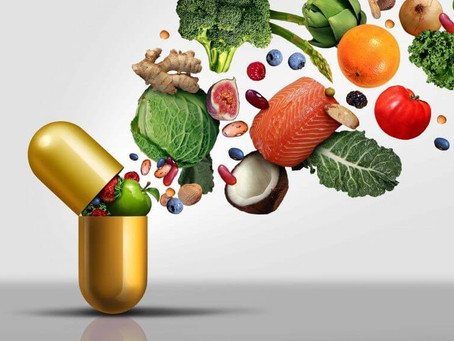 Exploring the benefits of food supplements