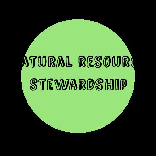 Natural Resource Stewardship