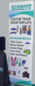 Tradeshow Displays, Banner Stands, Feather Flags, Banners