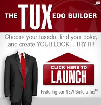 tuxedo builder, tuxedo catalog