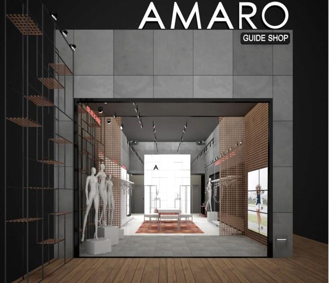 Amaro Guide Shop -  Júlia Altenhofen e Tatiana Romero