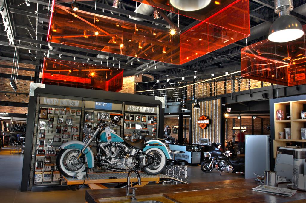 Floripa Harley Davidson – Bragaglia Arquitetos Associados