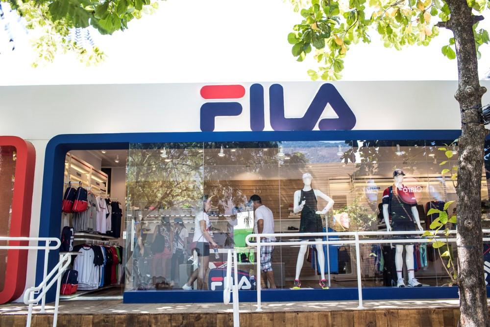 Rio Open Store - Fila.