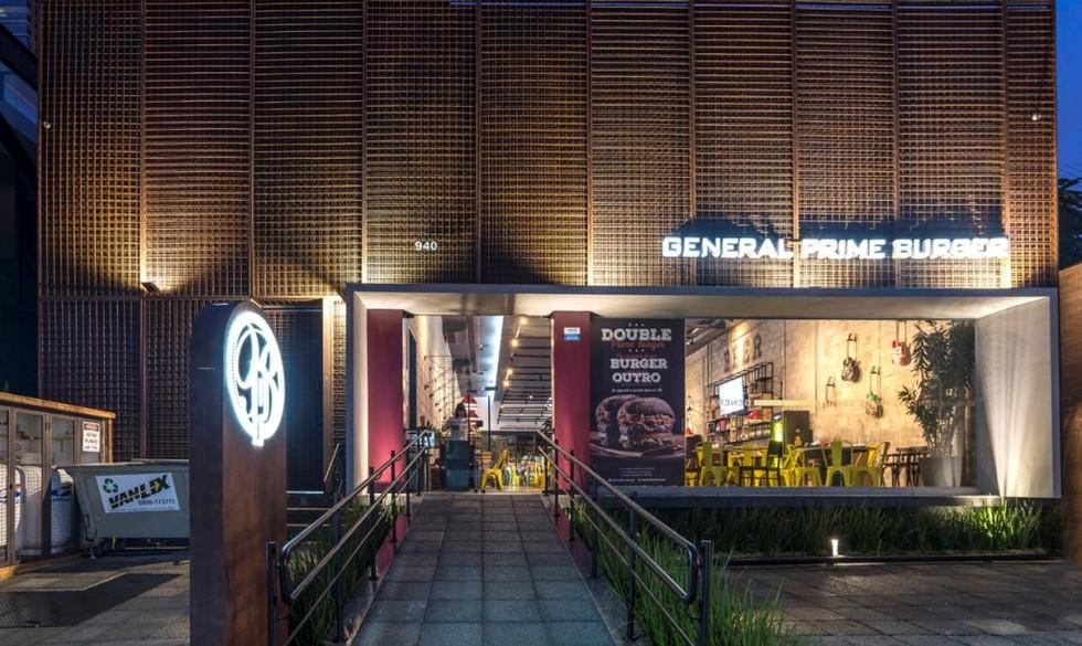 General Prime Burger - Studio Zeh