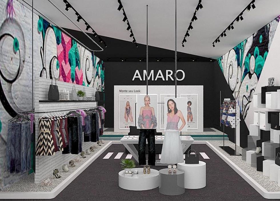 Amaro Guide Shop - Ana Paula Hiromi, Luciana Di Pompo, Mariana Fernandes e Raissa Baumgartner