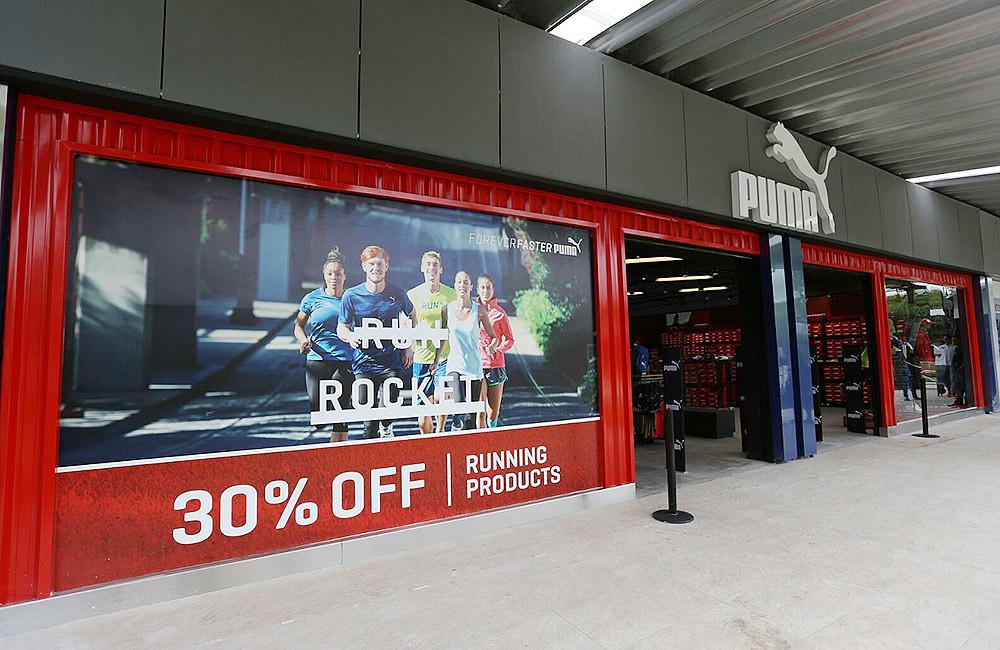 Puma Store - Projeto Vencedor do Retail Design Institude Awards.