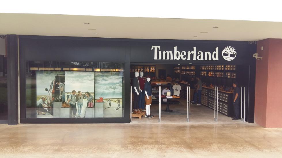 Timberland.
