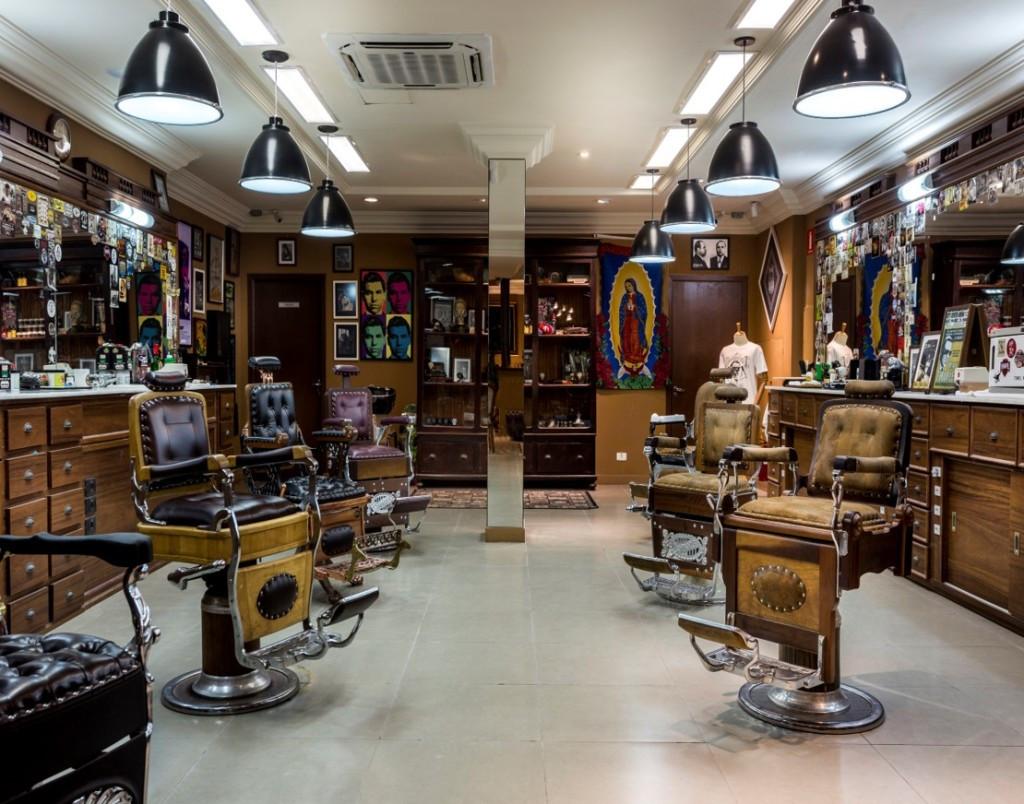 Barbearia Cavalera Bixiga – CAST Arquitetura