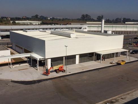 Centro de Distribuição Riachuelo.