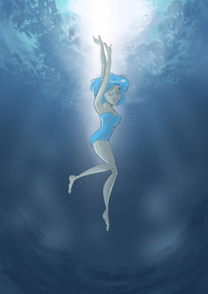 """The sea"""