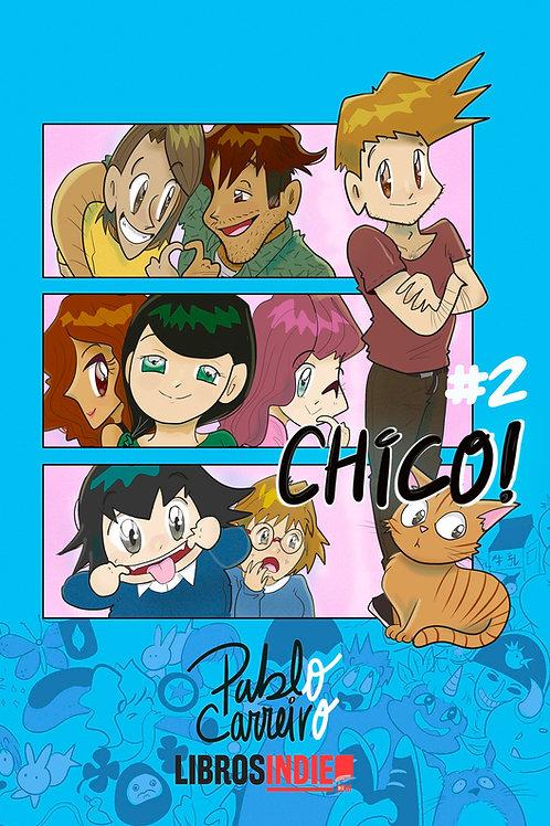 """LIBRO """"CHICO!#2"""""""