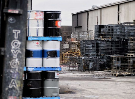 Breaches of dangerous goods legislation is on the rise