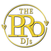 The Professional DJs Logo