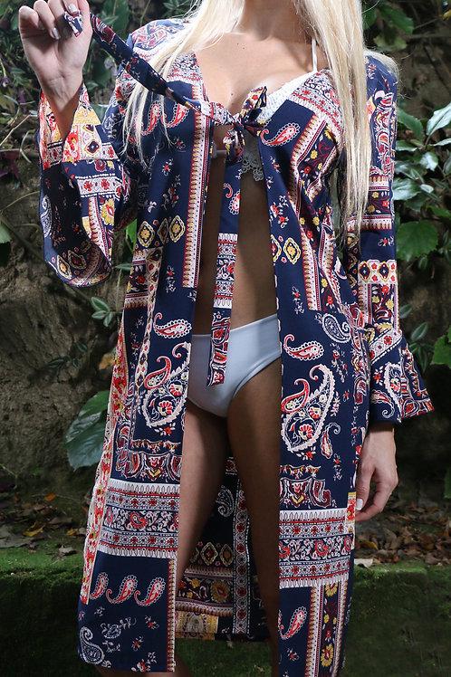 kimono arabescos