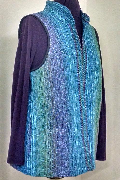 Peacock Vest