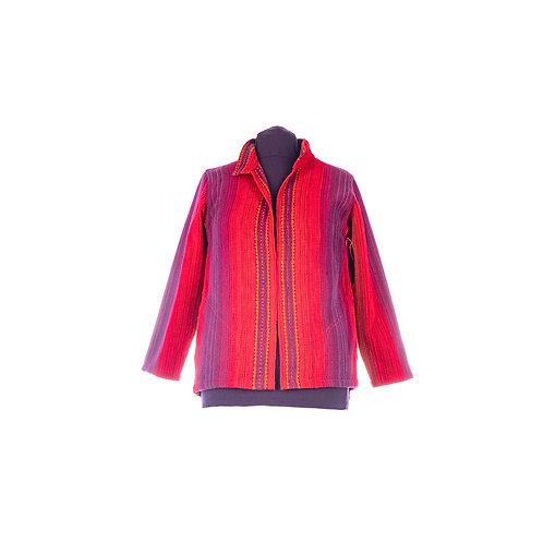 Joy Red Jacket