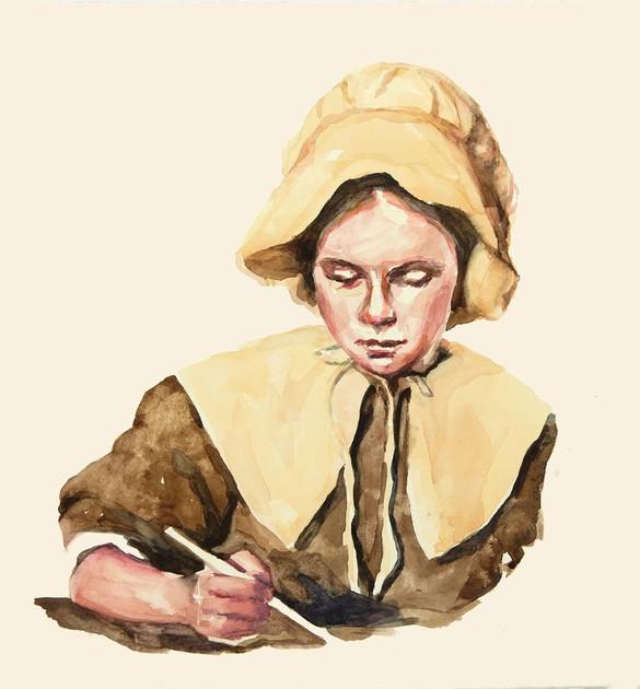 Drawing Helen