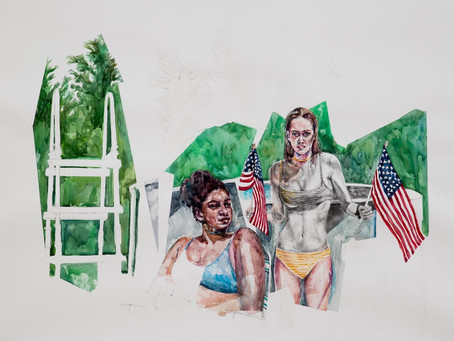 A Whole Tree of Lightning: Women Artists Respond to the Southern Landscape:April 5 to May 11 2019