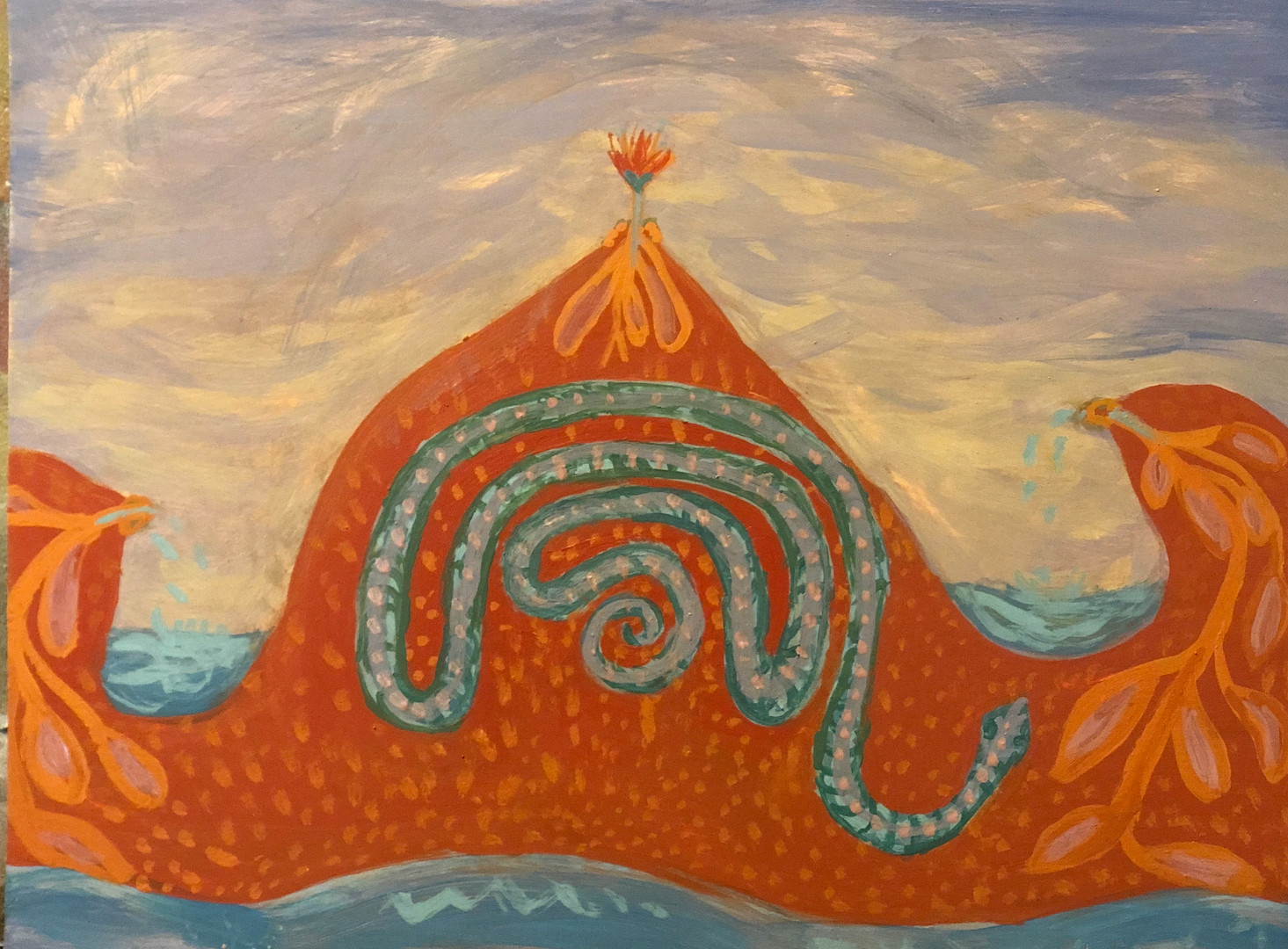 Serpent and the Sea
