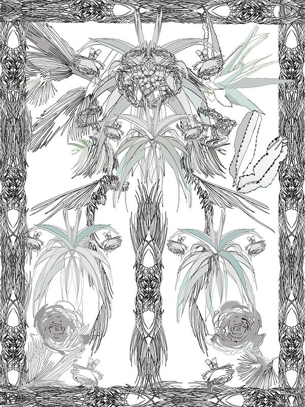 Oleander And Eucalyptus