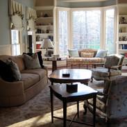 Simons' residence, Living Room