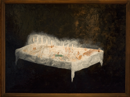 Recollections: Five Artists respond to the L.P. Grant Mansion, Jan 11 to February 8 2013